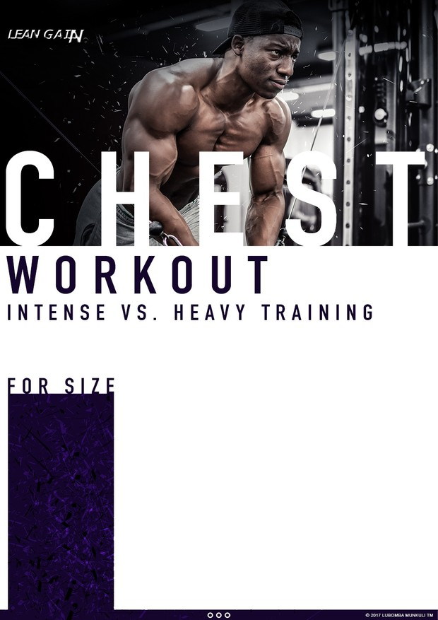 COMPLETE CHEST WORKOUT