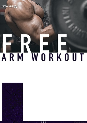 FREE 60 MINUTE ARM WORKOUT