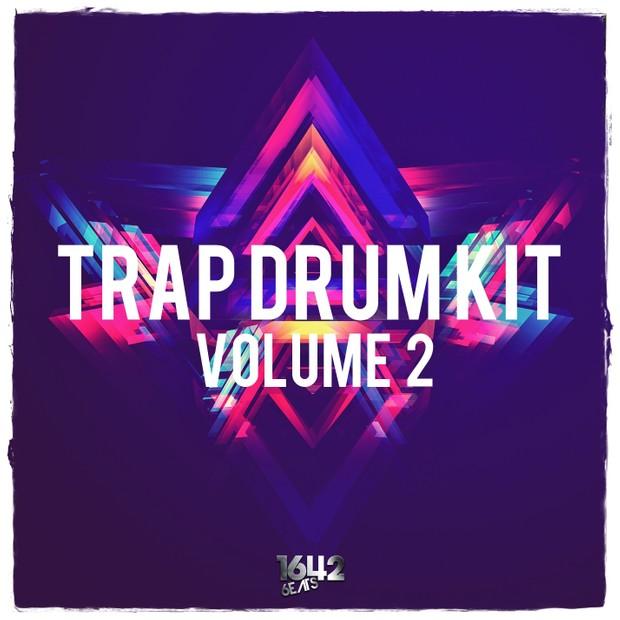 Trap Drum Kit 2 [1642 Beats]