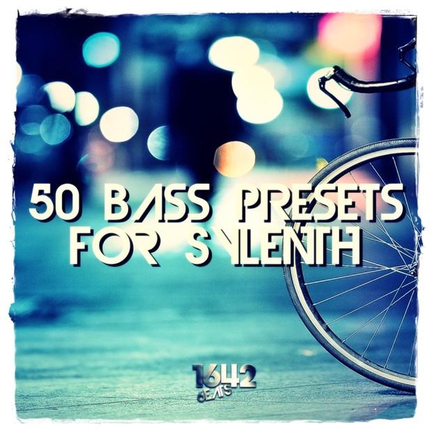 50 Bass Presets for Sylenth [1642 Beats]