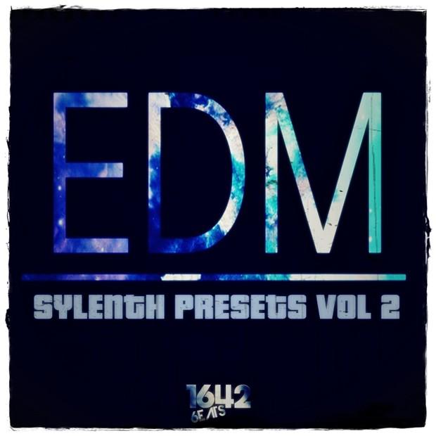 EDM Sylenth Presets Vol. 2 [1642 Beats]