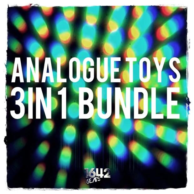 Analogue Toys 3in1 Bundle (Wav Drum Hits)