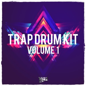 Trap Drum Kit 1 [1642 Beats]