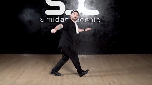 Ryan Lohoff - Hines Riff Crossing Hop Shuffle Exercise