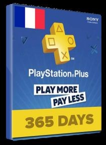 Ps Plus Karte.Playstation Plus 1 Year Psn Card France