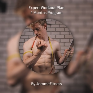 4 Months Expert Workout Plan
