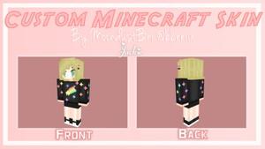 Custom HD Minecraft Skin
