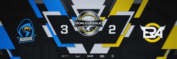 Rogue eSports Scoreboard Design