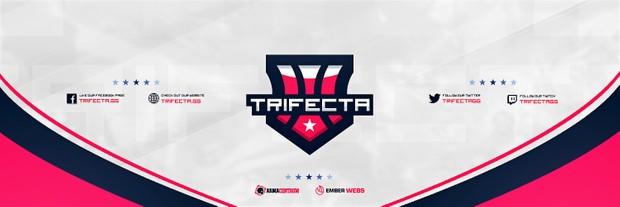 Trifecta eSports Header PSD
