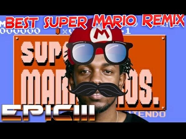 FREE*** EPIC SUPER MARIO HIP HOP REMIX!!!! LEVEL CO - Slade King's