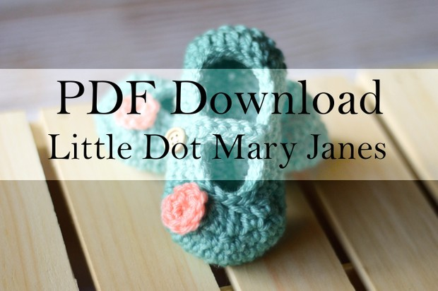 Little Dot Mary Janes PDF Download