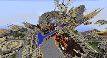 MInecraft lobby/hub