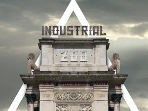 Industrial Zoo - font.