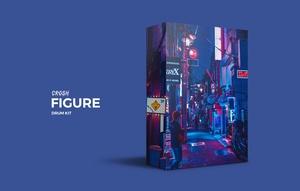 CROSH - Figure (Drum Kit)