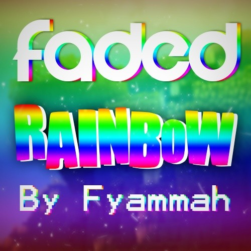 FadedRainbow - Minecraft PvP Texture Pack by fyammah