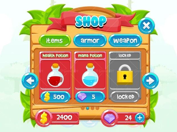 Jungle Game GUI