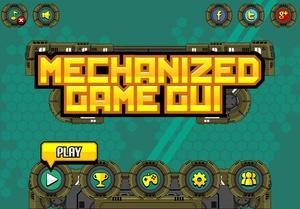 Mechanized Game GUI