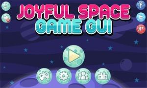 Joyful Space - Game GUI