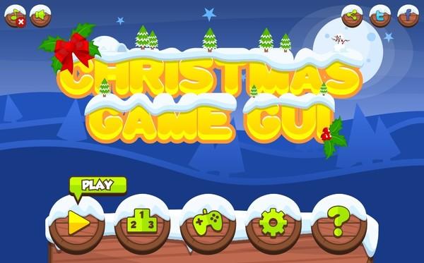 Christmas Game GUI