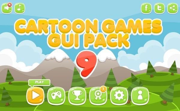 Casual Game GUI