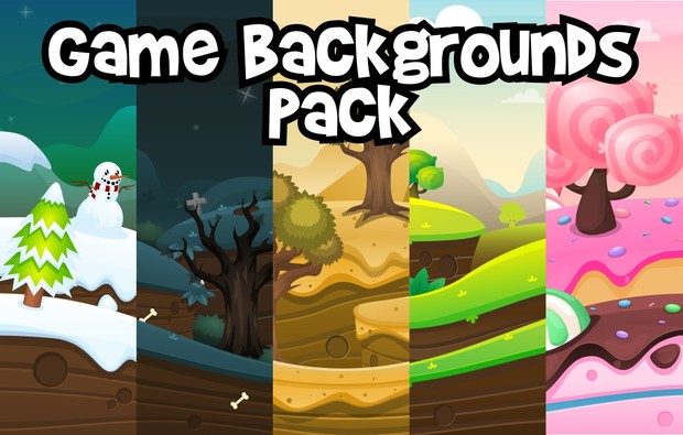 Game Background Pack