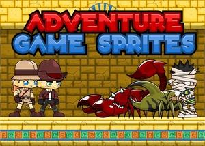 Adventure Game Sprites