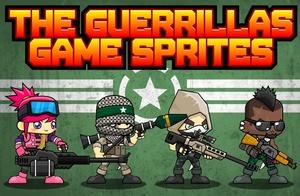 The Guerrillas - Game Sprites