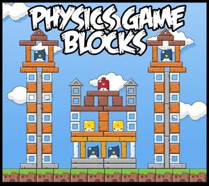 Physics Game Block Set