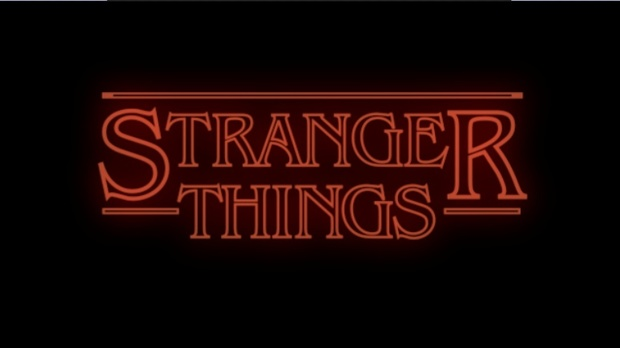 Stranger Things Opening Title (Recreation)