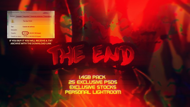 #THE END PACK