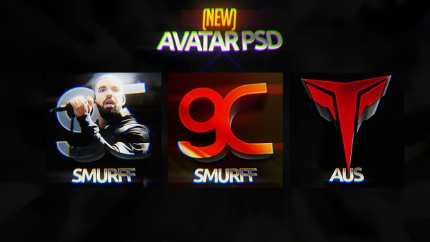 Avatar PSD!