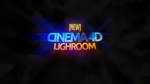 PERSONAL CINEMA 4D LIGHROOM