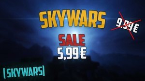 SKYWARS + SOURCECODE + UNLIMITED MAPS + STATS + KITS | ORIGINAL BY WELOVESPIGOTPLUGINS