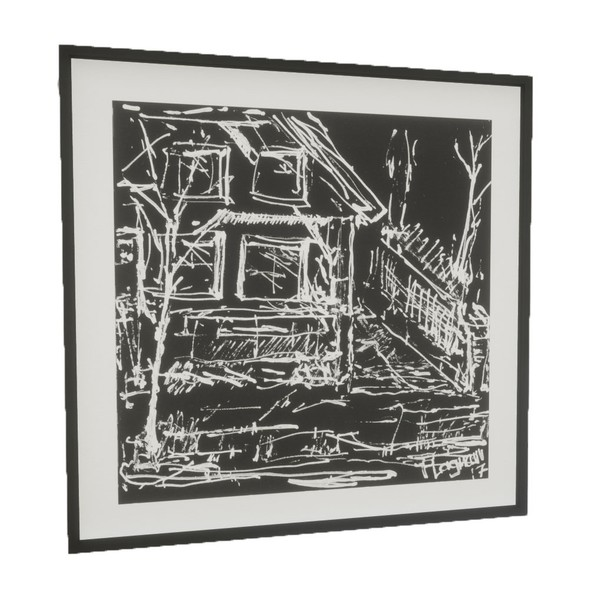 Picture Frame - untitled #house - PBR 3D Model
