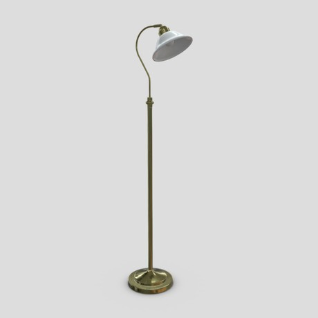 Standing Lamp 6 - low poly PBR 3d model