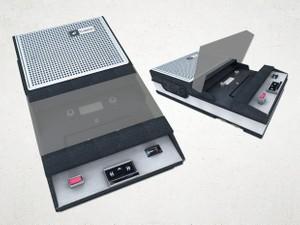 Tape Recorder - 3D Model