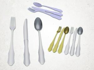 Cutlery - 3D Model