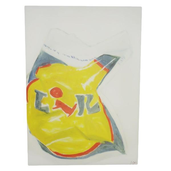 Canvas 14 - plaggy bag - PBR 3D Model