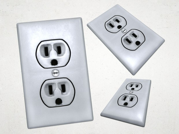 Electrical Outlet 2 - 3D Model