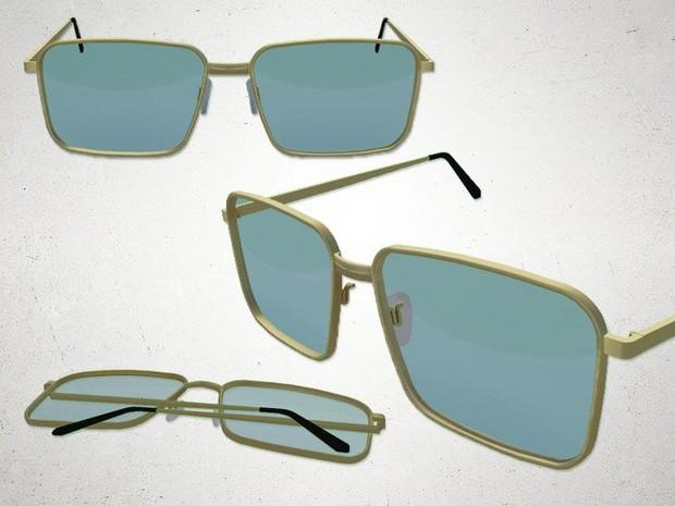 Glasses - 3D Model
