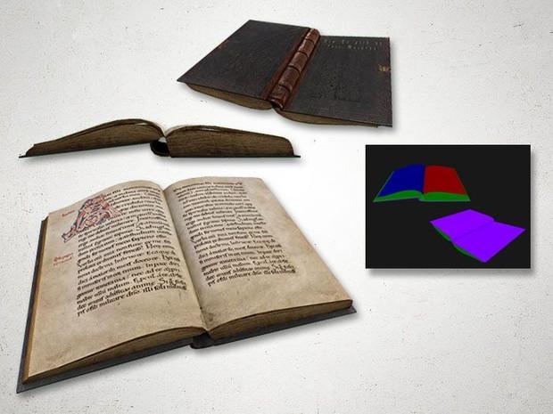 Book - 3D Model