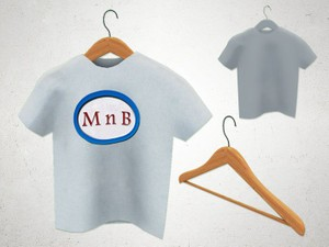 Hanger and Shirt - 3D Model
