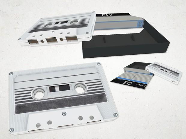 Tape Cassette - 3D Model