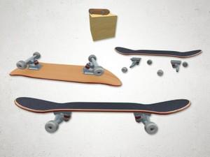 Skateboard - 3D Model