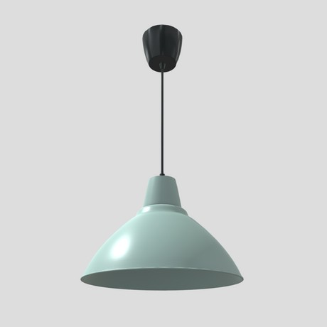 Ceiling Lamp 5 - low poly PBR 3d model
