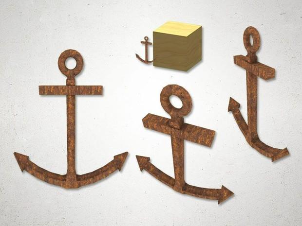 Anchor - 3D Model
