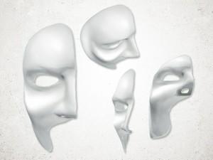 Mask 2 - 3D Model