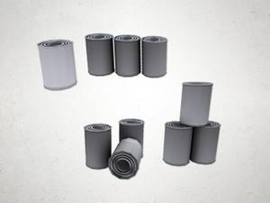 Soup Can - 3D Model