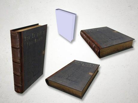 Book 2 - 3D Model
