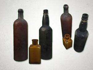 Bottles - 3D Model